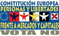 NO A LA CONSTITUCIÓN DE LA EUROPA DEL CAPITAL Y LA GUERRA