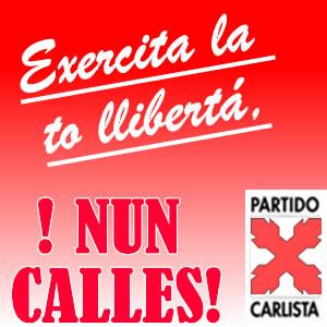 El PARTIDO CARLISTA se presenta n'Asturies