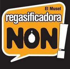 Regasificadora en Xixón ¡Non!