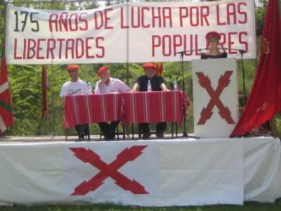 MAYU 2008. ¡AYERI Y GÜEI POLES LLIBERTAES!