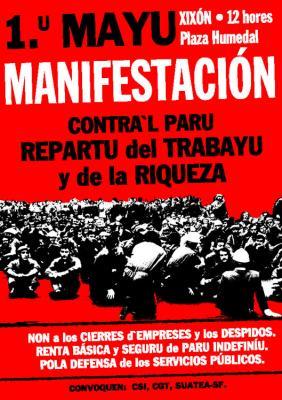 PRIMERU DE MAYU 2009